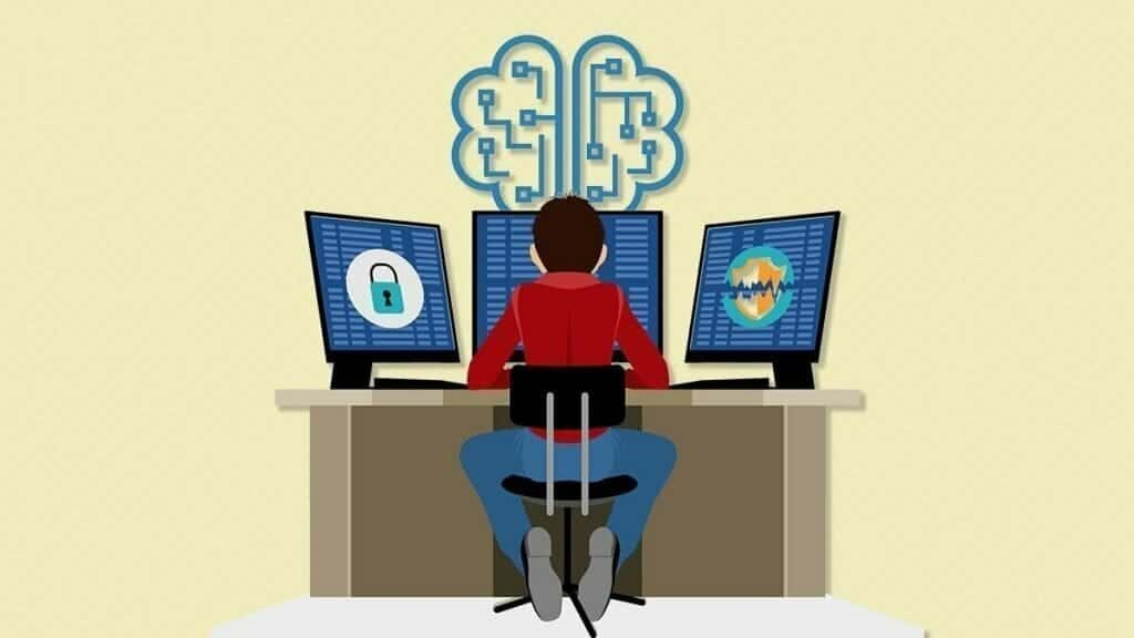 Role of Artificial Intelligence in Cyber Security