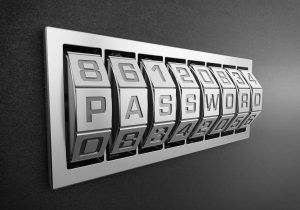 Bad passwords are a problem for your website security
