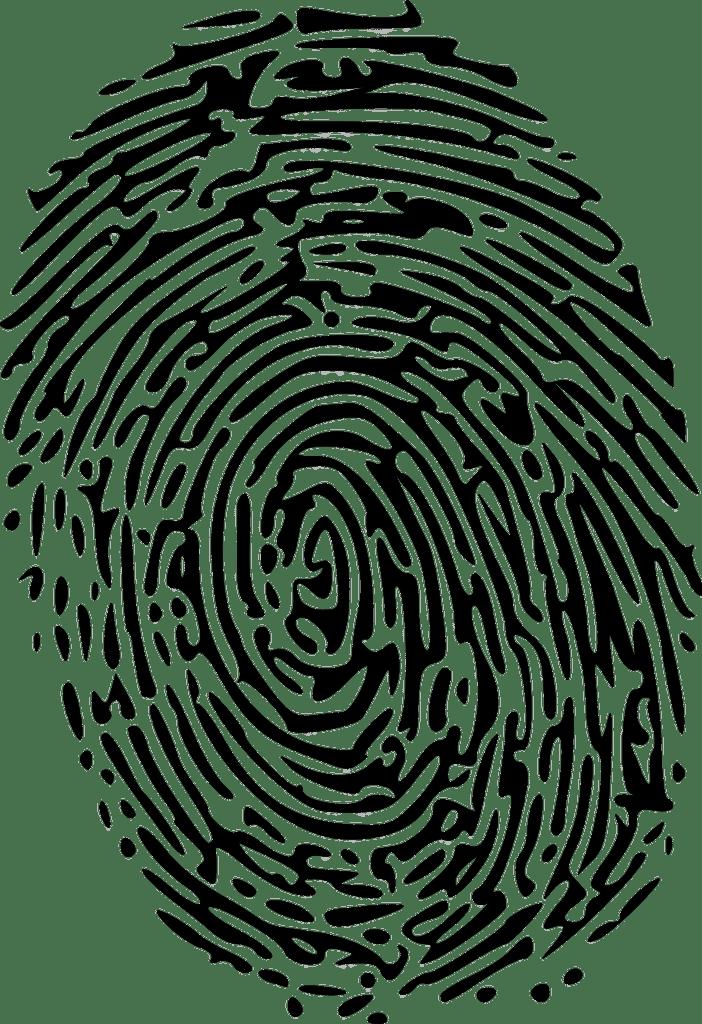 Secure Passwords should be as unique as your fingerprint