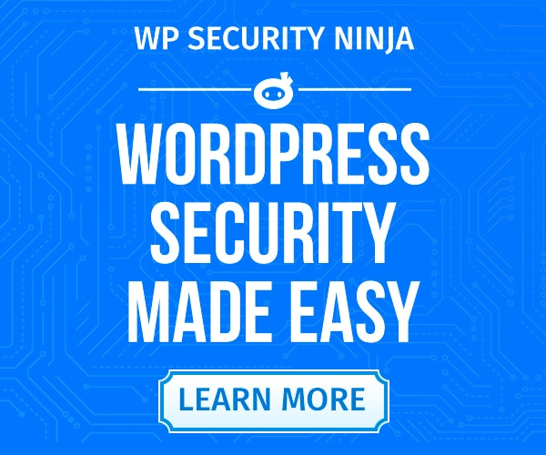 WordPress Security - Made Easy